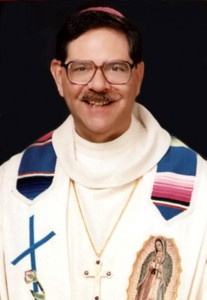 Monterey Bishop Richard Garcia