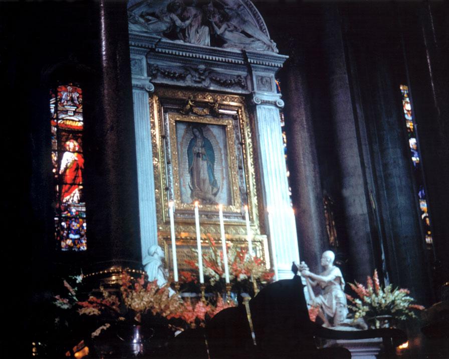 BasilicaGuadalupeMexico1956